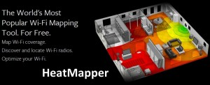 WLAN Tool HeatMapper