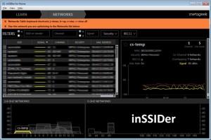 WLAN Tool inSSIDer