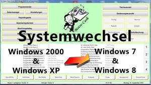 Kassensoftware Bistro-Cash Systemwechsel