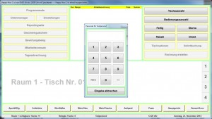Kassensoftware Bistro-Cash neue Version