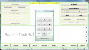Kassensoftware Bistro-Cash neue Version