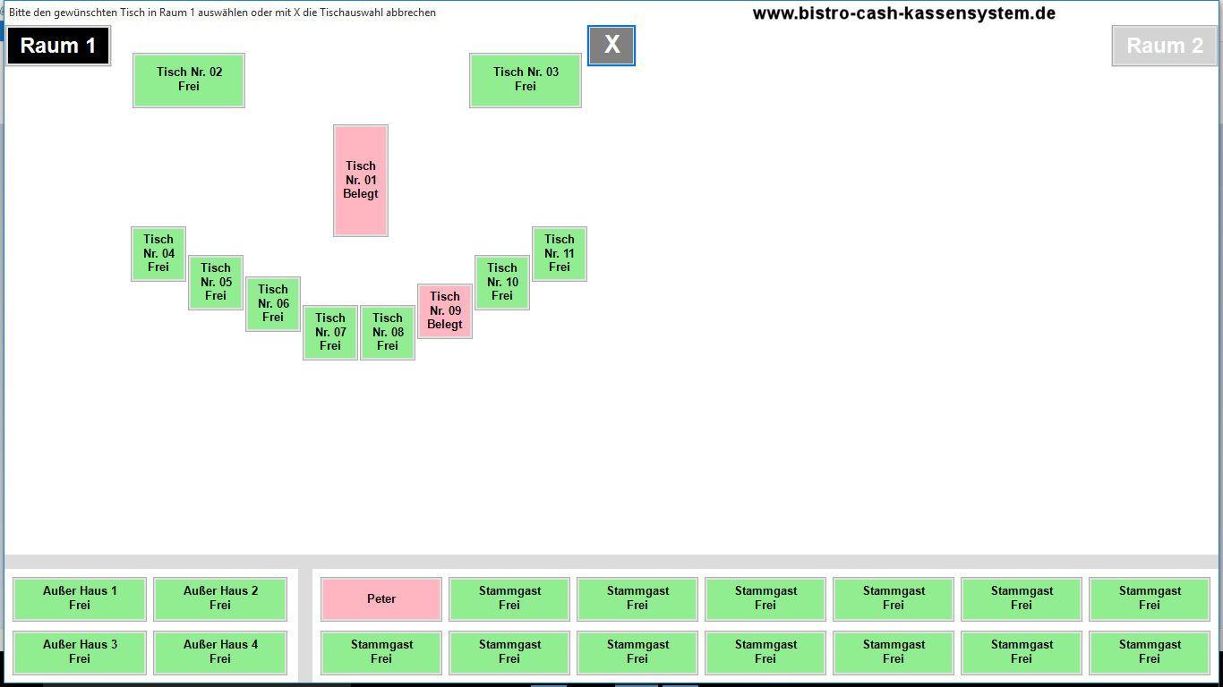 neue bistro cash version mobile gastronomie kassensysteme. Black Bedroom Furniture Sets. Home Design Ideas